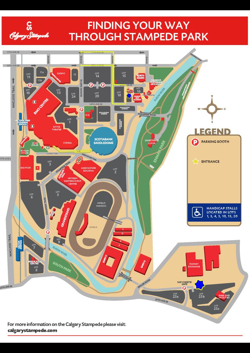 Aibf Calgary Festival Information